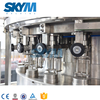 Aluminum Tin Plastic can Carbonated Beverage Filling Machine