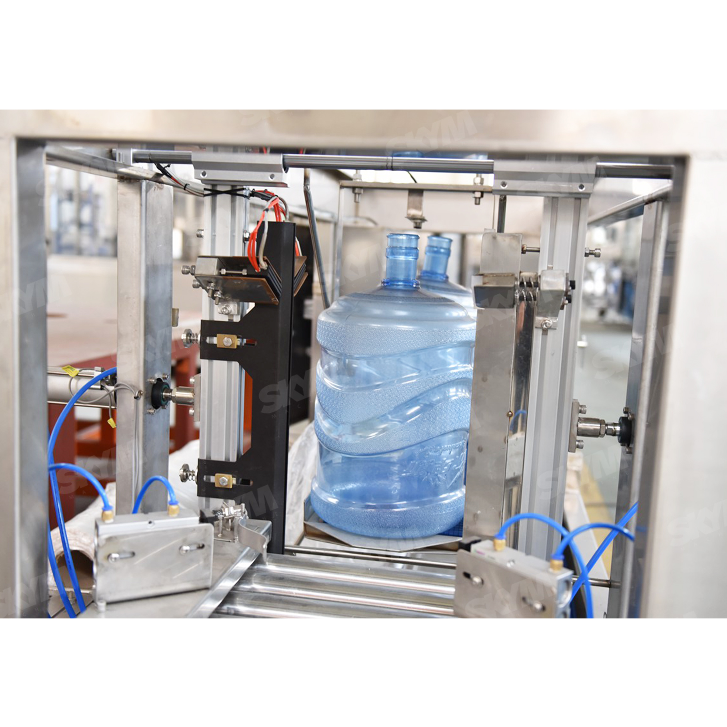 QGF150 5 Gallon Mineral Water Bottle Filling Machine