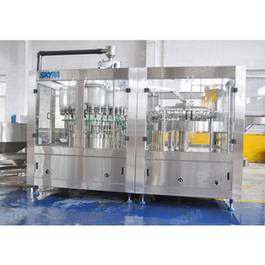 32 Heads Pure Water Bottle Filling Machine