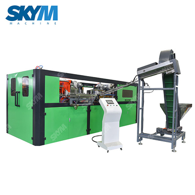 6 Cavity 500ml PET Bottles Making Molding Machine