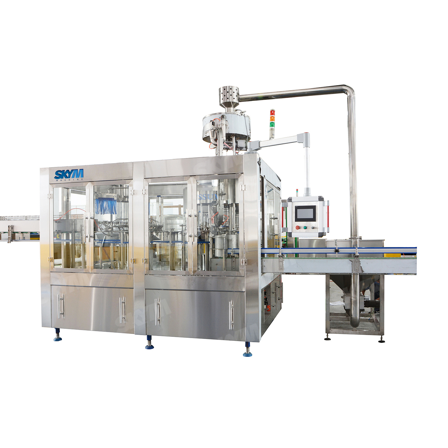 PET Bottle Water Washing Filling And Capping Machine