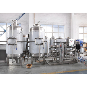 River Water Water Purification Purify Cleaning System