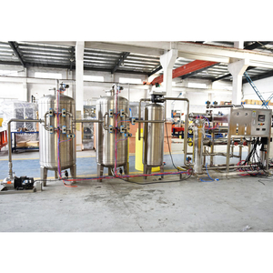 6000LPH Industrial RO UV Water Treatment Machine