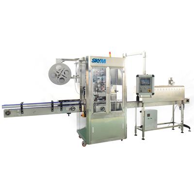 Electric Heater Shrink Sleeve Labeling Machine