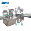 Linear Type Hand Sanitizer Gel Bottle Filling Machine
