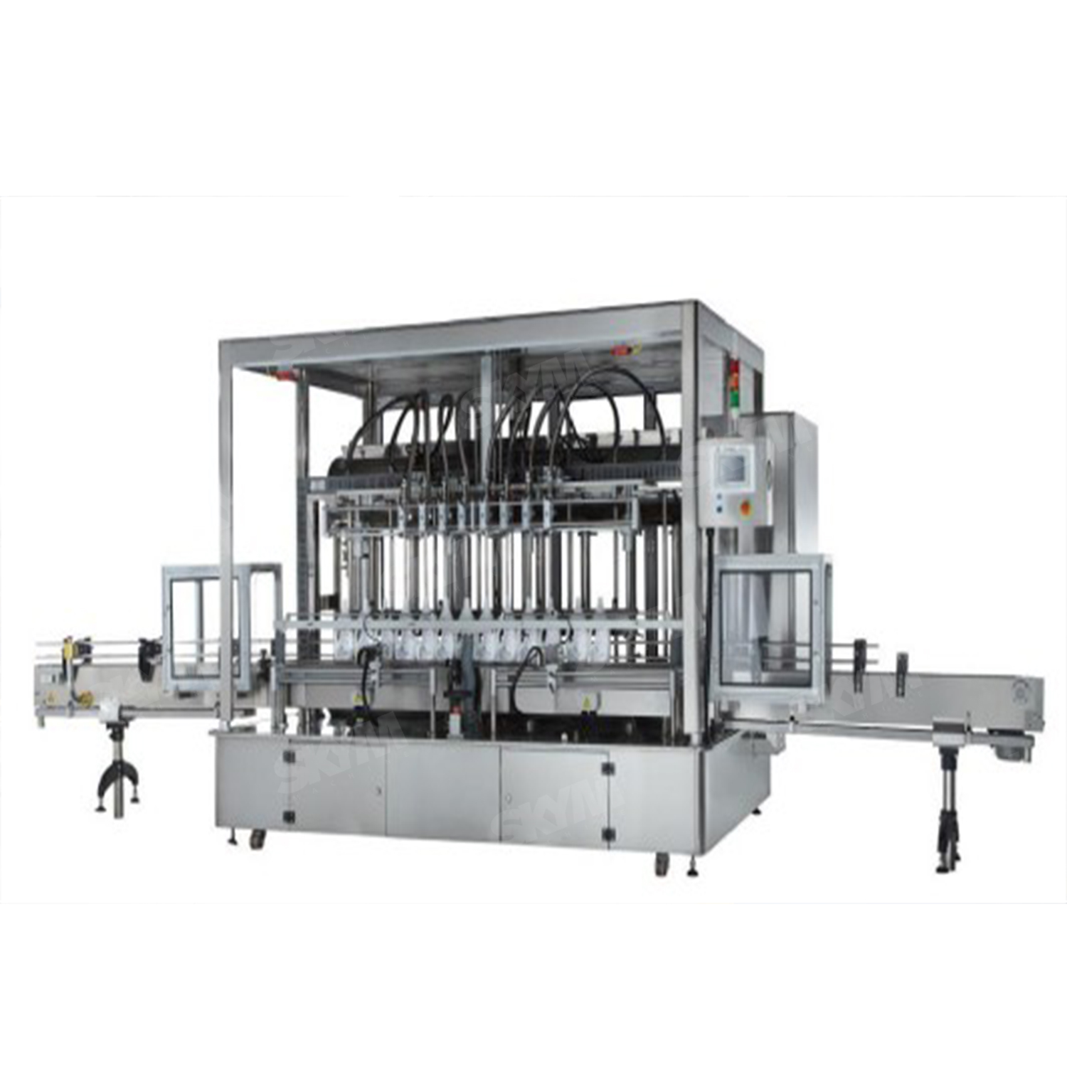 Peanut Butter Ketchup Bottle packing machine