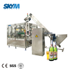 Glass Bottled Beer Filling Packing Machine Bottling Line Equipment
