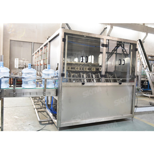 5 Gallon Automatic Barrel Drinking Water Filling Machine