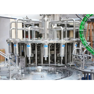10000BPH Aseptic Milk Industrial Filling Machine