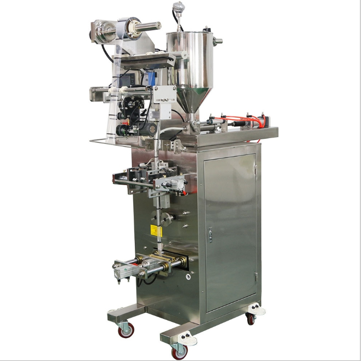 Automatic Skincare Sachet Filling And Cutting Machine