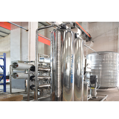 Water Filter Purification Treatment Equipment with RO/UV/Ozone
