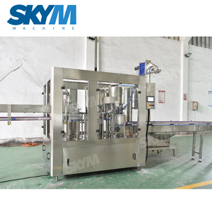 500ml 2000bph Small Scale Drinking Water Production Line