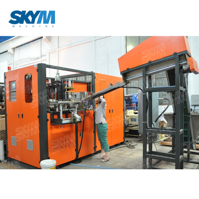 Professional Plastic Bottle Blow Molding Machine