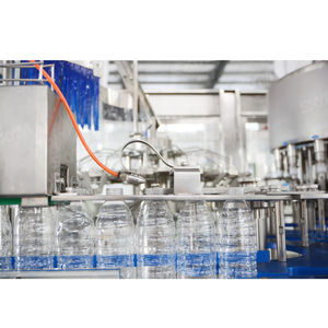 8000BPH PET Bottle Beverage Filling Machine